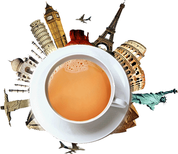 Wagh Bakri Tea Group - Instant Premix Tea - Spice Flavors